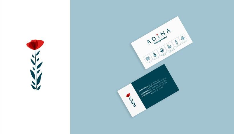 Diseño publicitario | ADINA 6