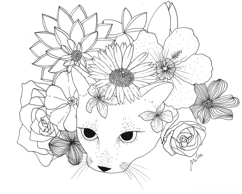 Ilustraciones Milenamelenas 1
