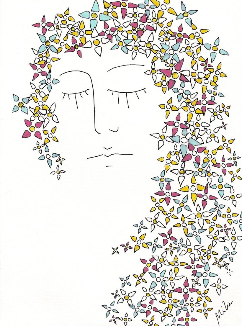 Ilustraciones Milenamelenas 4