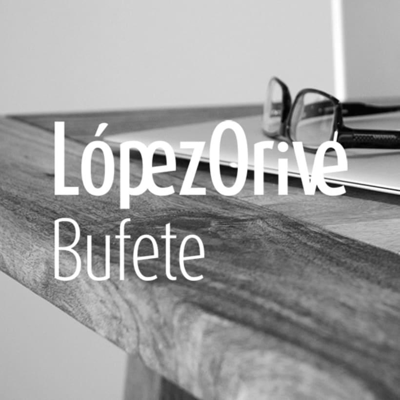 López Orive - Branding 0