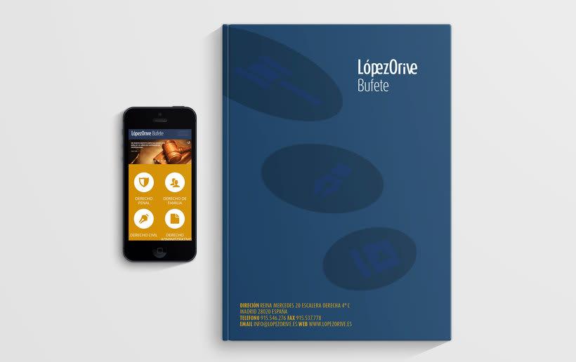 López Orive - Branding 7