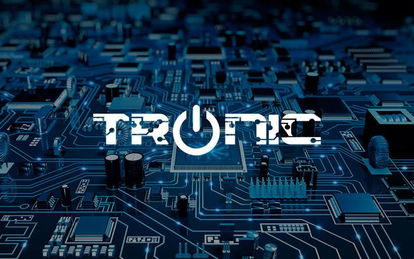 TRONIC / IDENTIDAD CORPORATIVA 0