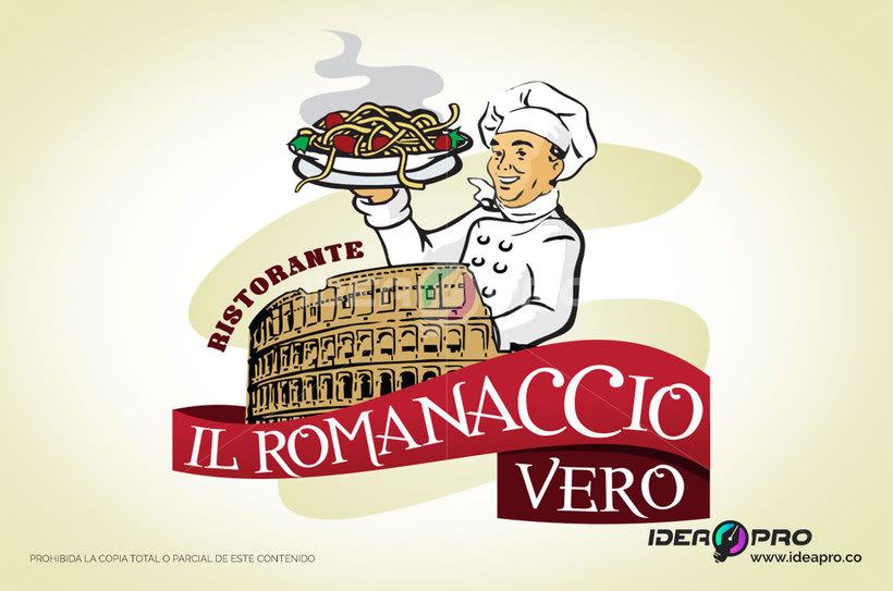 IL ROMANNACIO VERO / IDENTIDAD CORPORATIVA 2