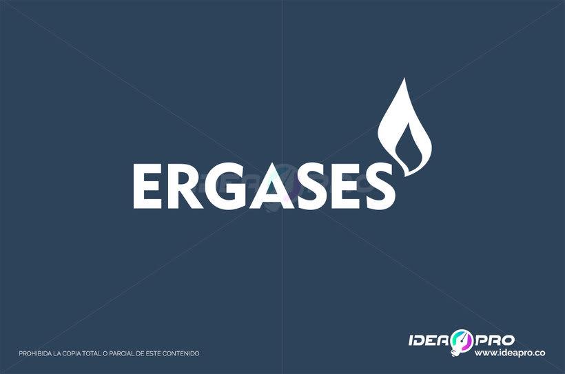 GRUPO ERGASES, C.A. / IDENTIDAD CORPORATIVA + WEB INFORMATIVA WORDPRESS 5