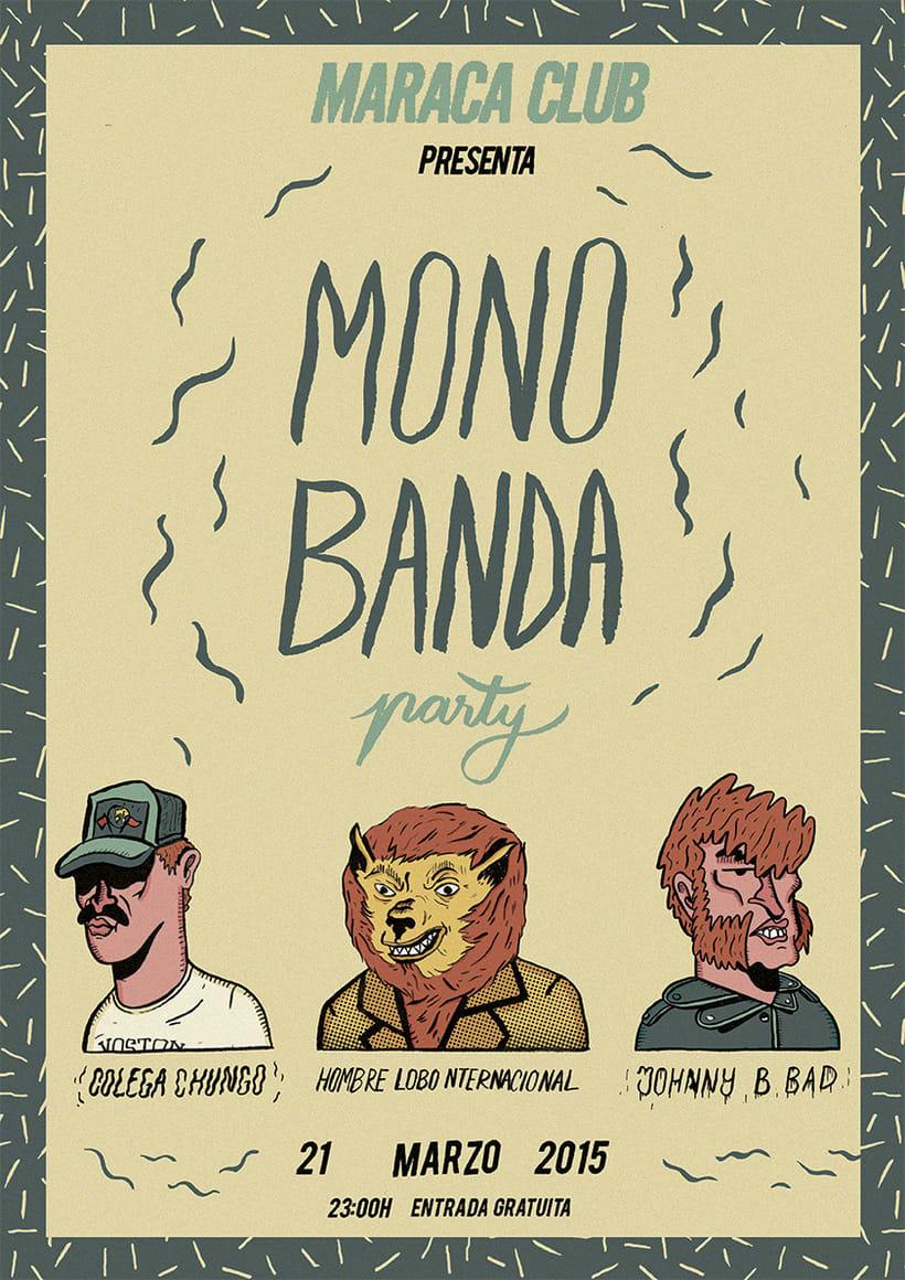 Monobanda Party 0
