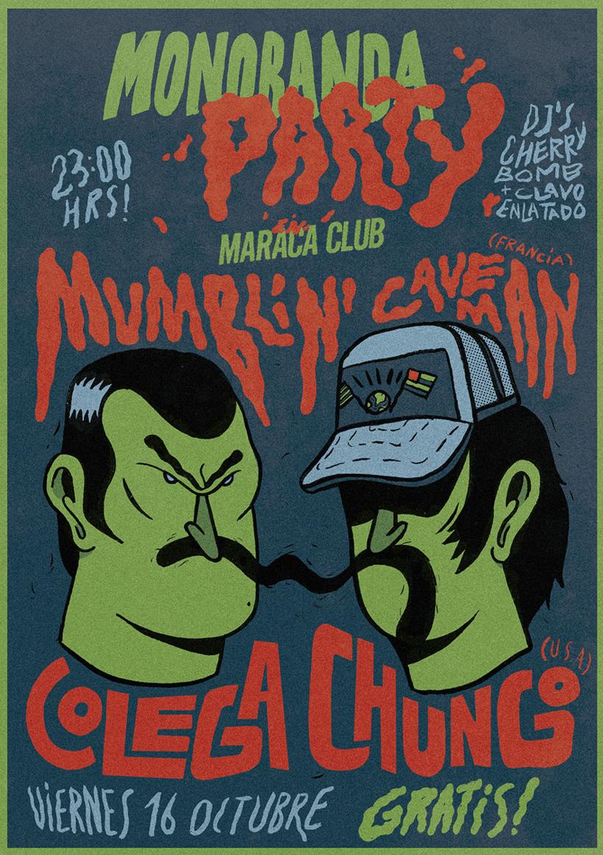 Monobanda Party 2