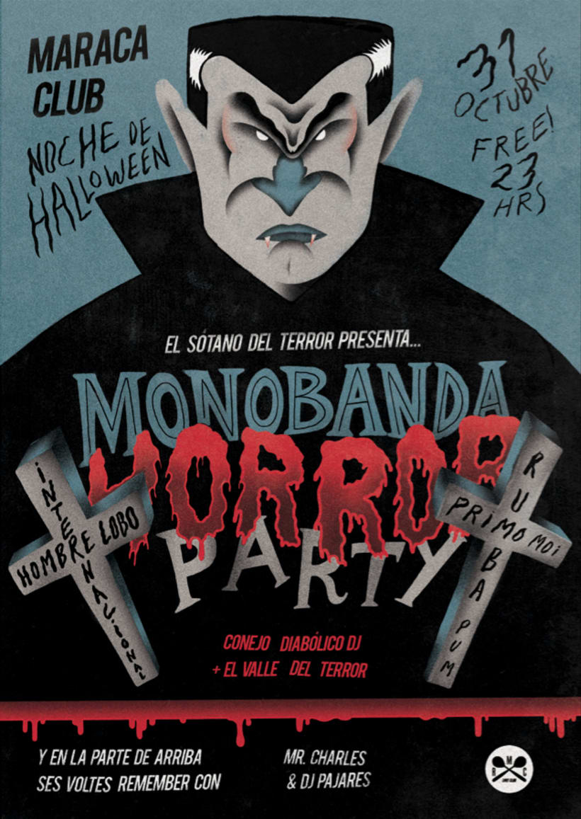 Monobanda Party 3