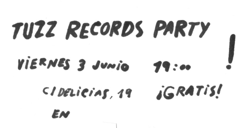Tuzz Records Party 0