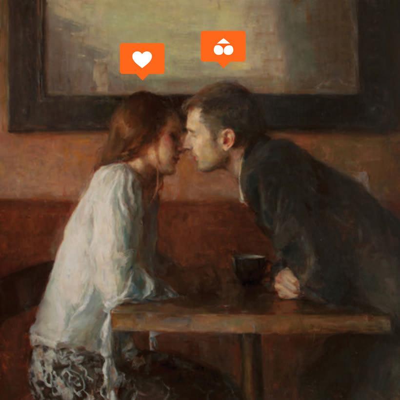 Francesco Vullo usa imágenes como crítica social 1