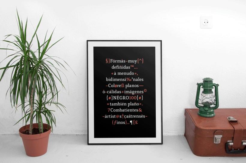 Vórtice Typeface 10