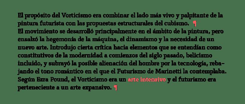 Vórtice Typeface 7