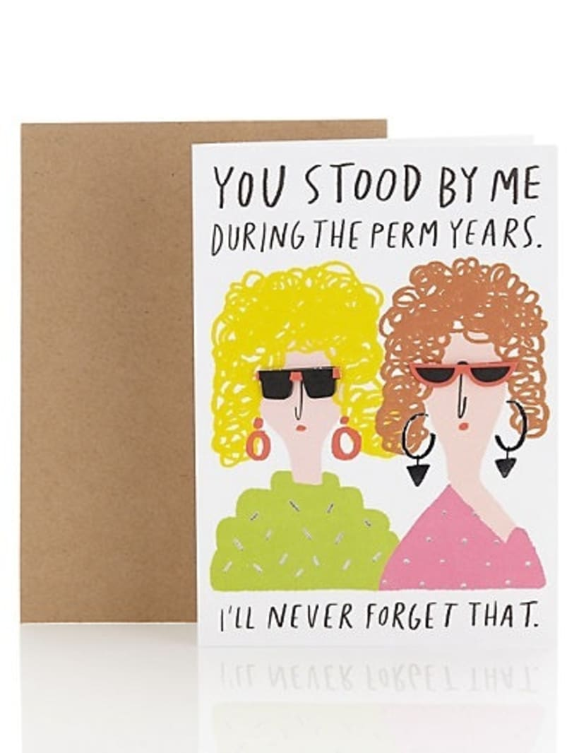 Humour Greeting Cards M&S 0