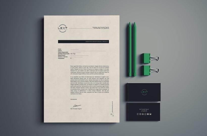 Lext Graphic Design 12