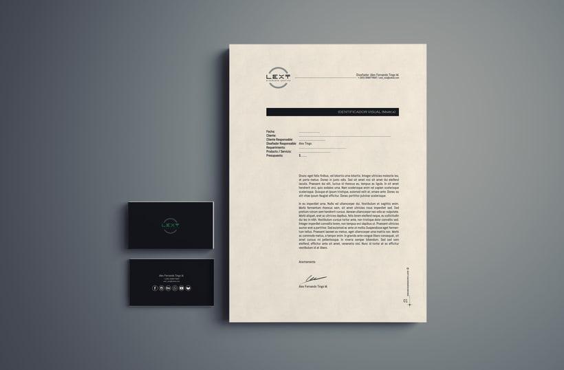 Lext Graphic Design 14