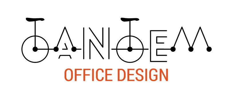 Opinión logo para un estudio de diseño de oficinas 1