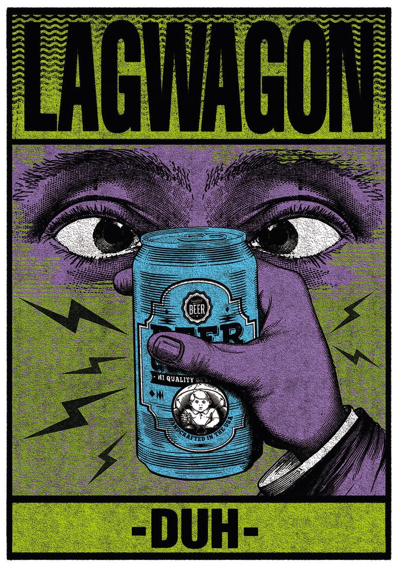 LAGWAGON - DUH - 1