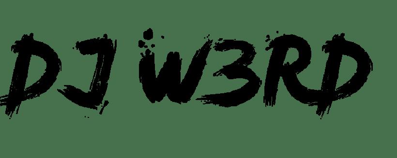 DJ W3RD -1