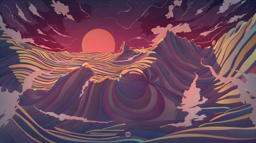 Desktopography, wallpapers gratuitos por y para diseñadores 7