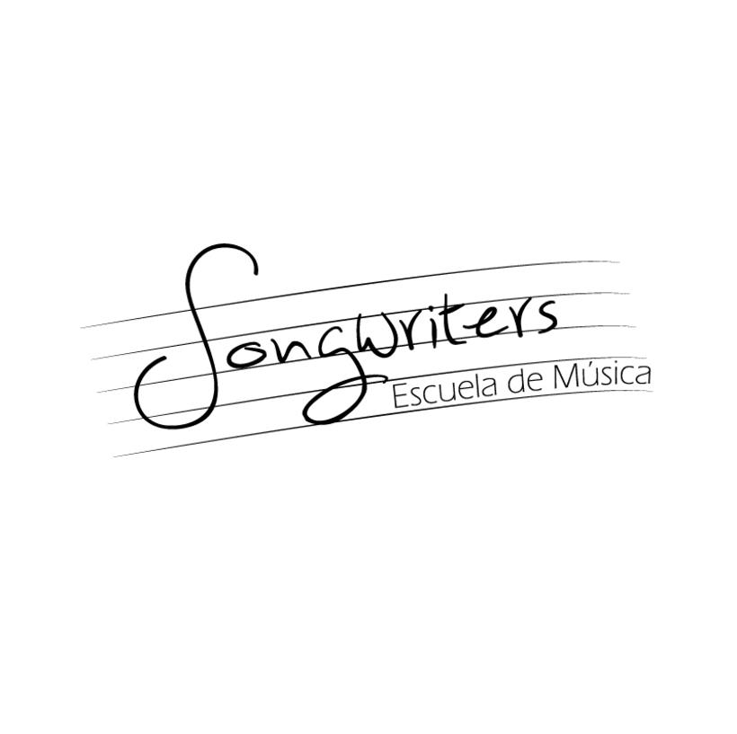 Logo Songwriter´s Escuela de Música 2