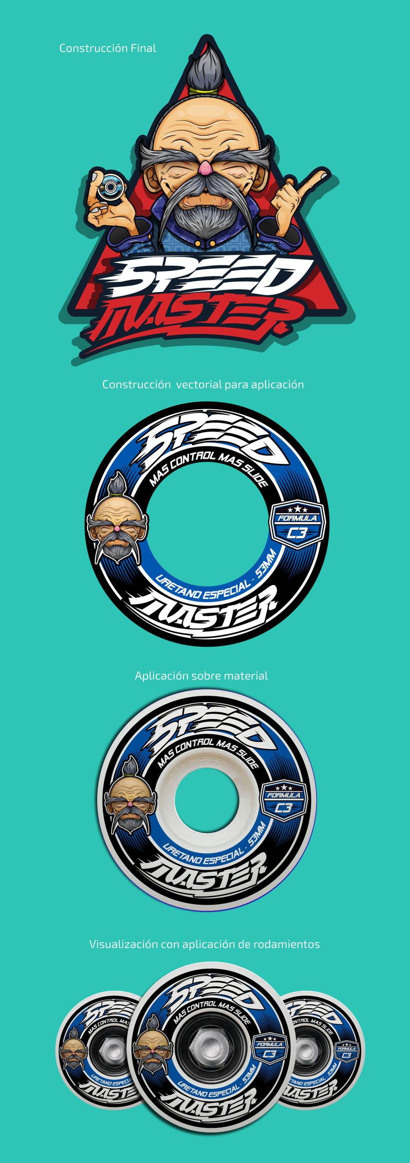 Speed Master / Wheels 1