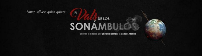 Largometraje El Vals De Los Sonámbulos (2016) 0