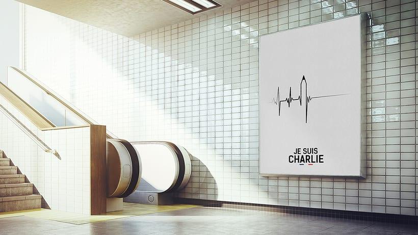 Campaña Je suis Charlie 2