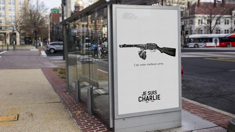 Campaña Je suis Charlie 3