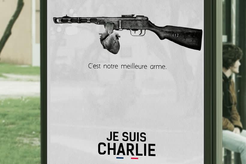 Campaña Je suis Charlie 4