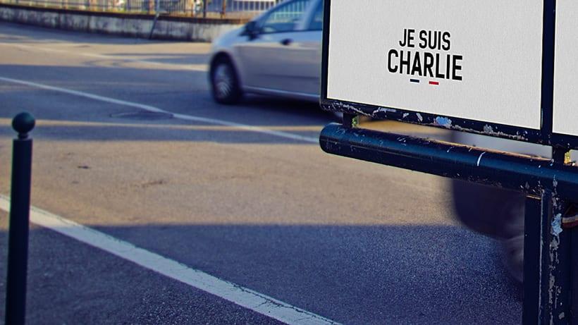 Campaña Je suis Charlie 5