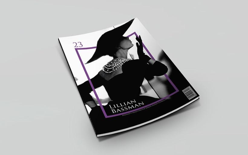 Lillian Bassman Editorial 1