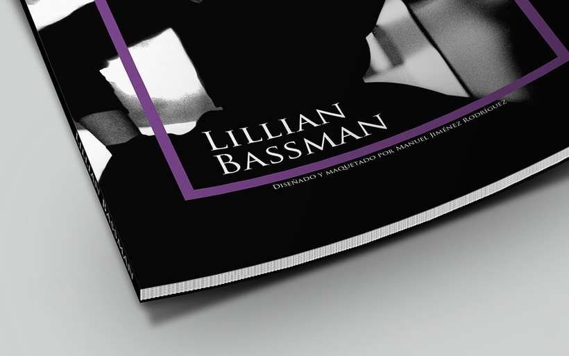 Lillian Bassman Editorial 2