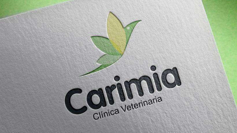 Carimia Branding 1