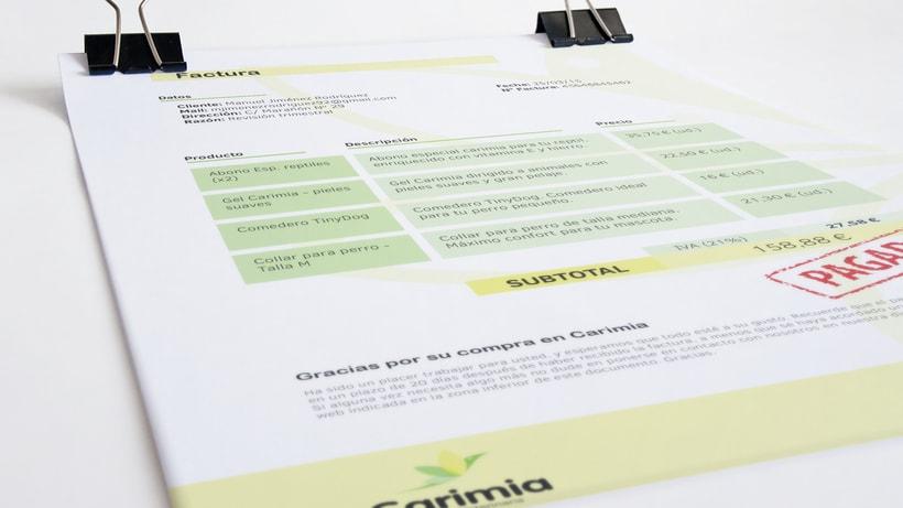 Carimia Branding 4