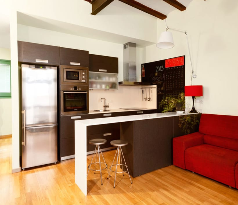Sezam decoradores en barcelona domestika - Decoradores de interiores barcelona ...