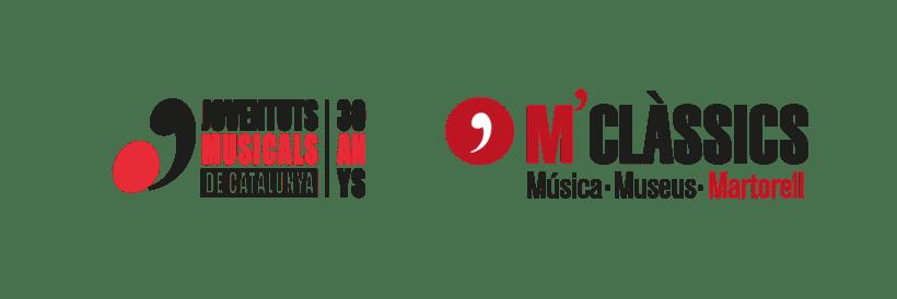Identidad corporativa M'Clàssics 1