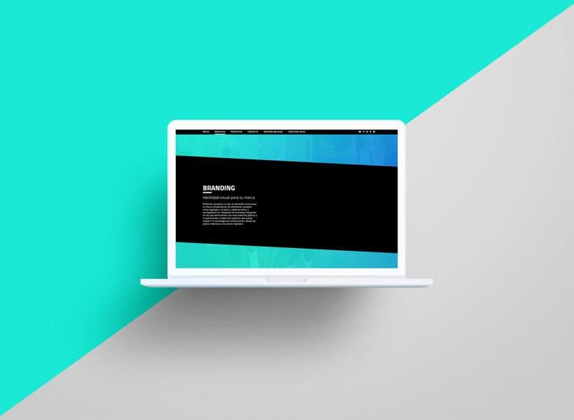 Chaparro Creative | Creación de una web profesional con WordPress 3