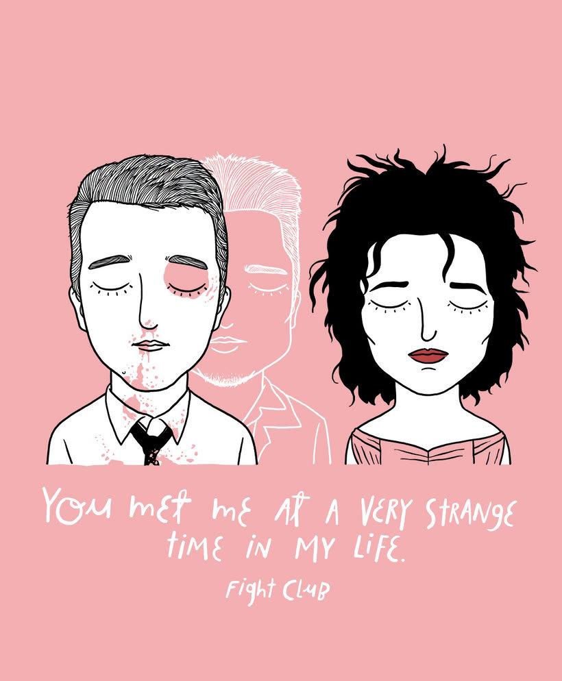 Las parejas más tristes del cine 1