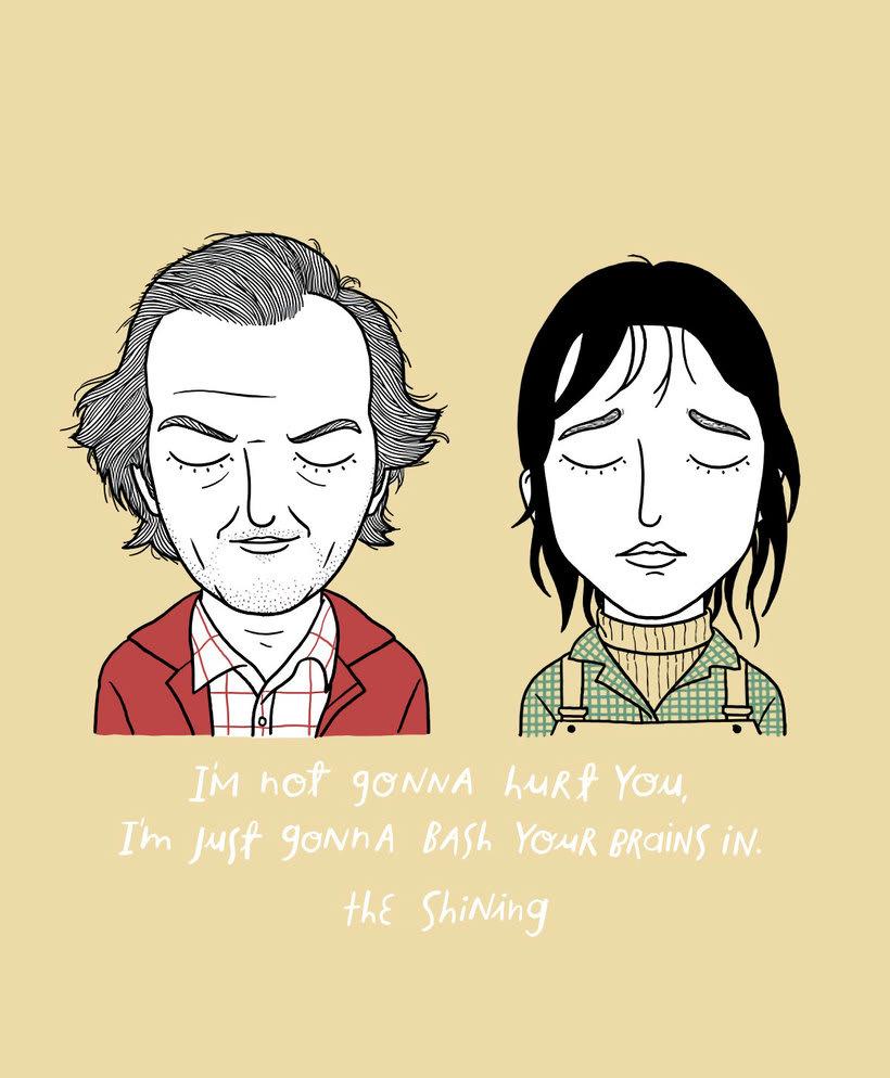 Las parejas más tristes del cine 10