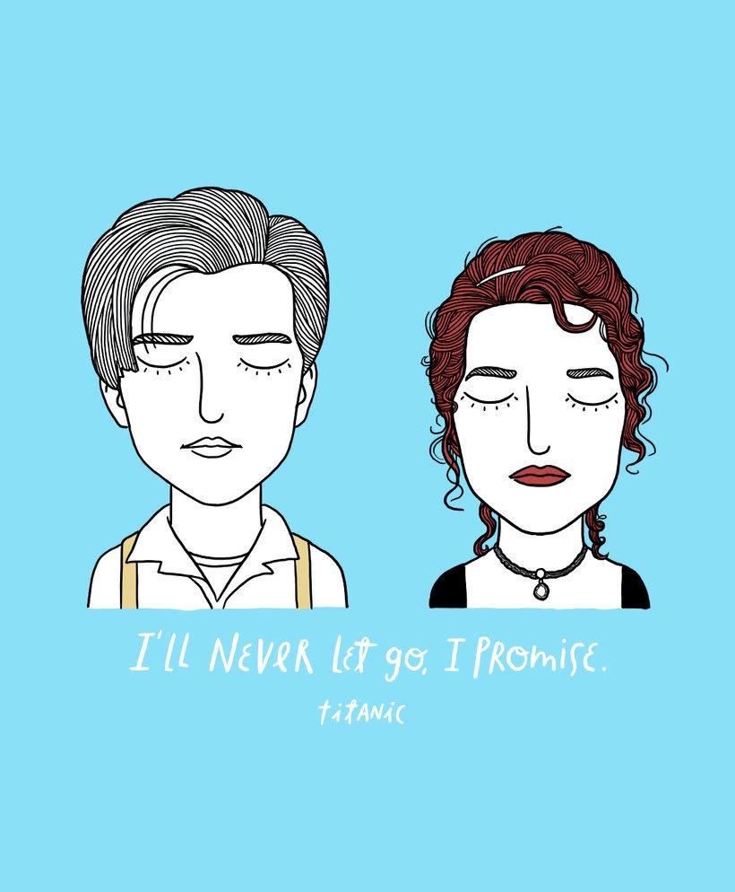 Las parejas más tristes del cine 12