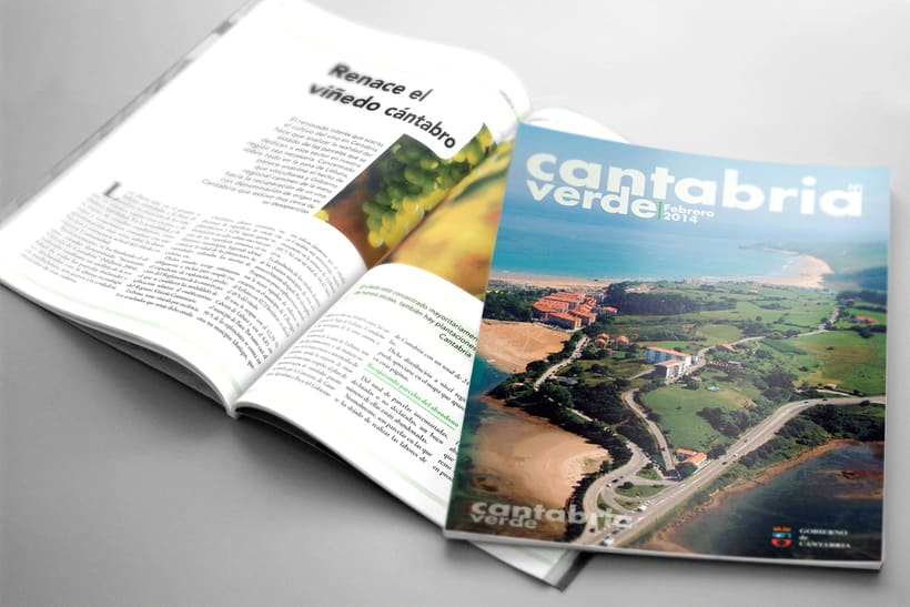 Revista Cantabria Verde -1