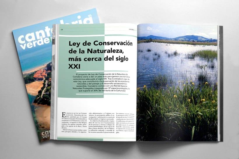 Revista Cantabria Verde 1