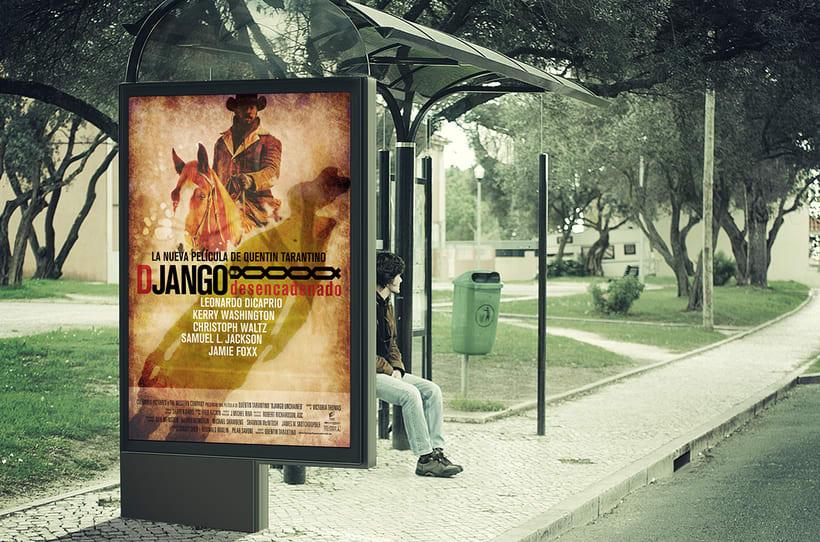 Campaña Publicitaria Django  -1