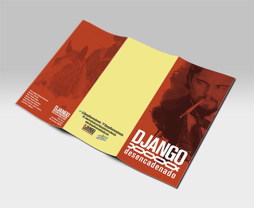 Campaña Publicitaria Django  0