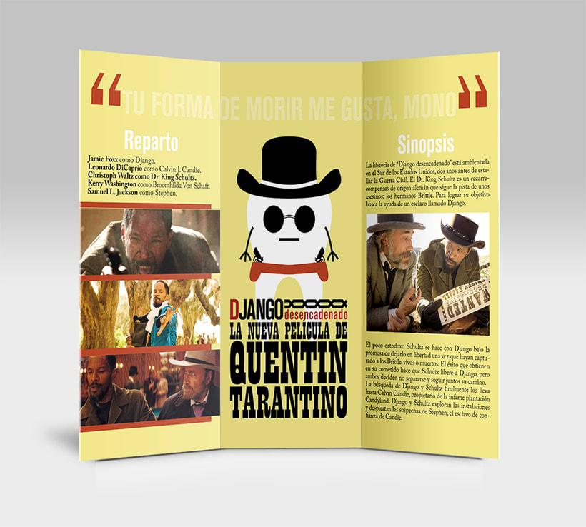 Campaña Publicitaria Django  1