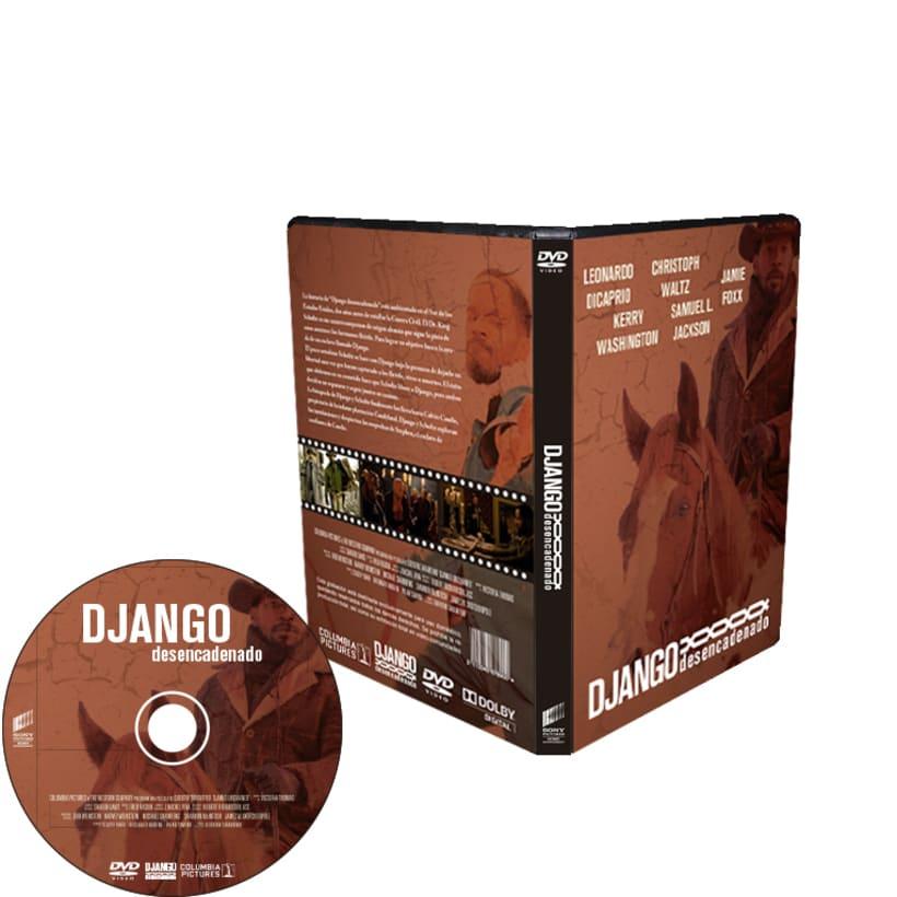 Campaña Publicitaria Django  2