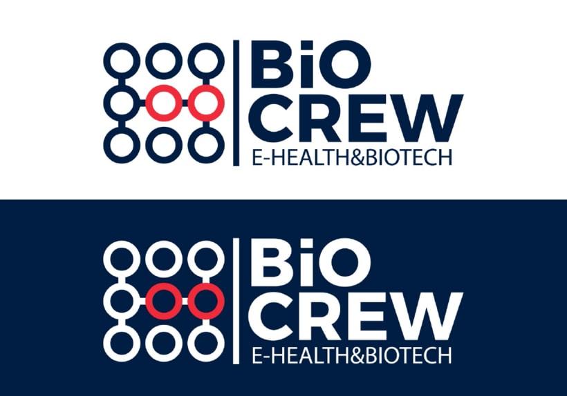 Biocrew | Identidad y web 0