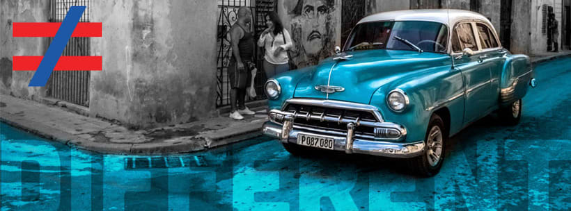 Different Cuba | Identidad 0