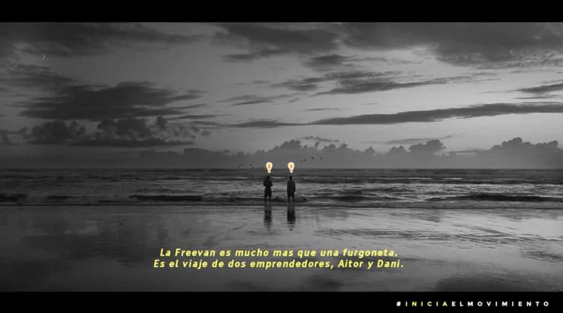 Freevan | Identidad, web, editorial 2