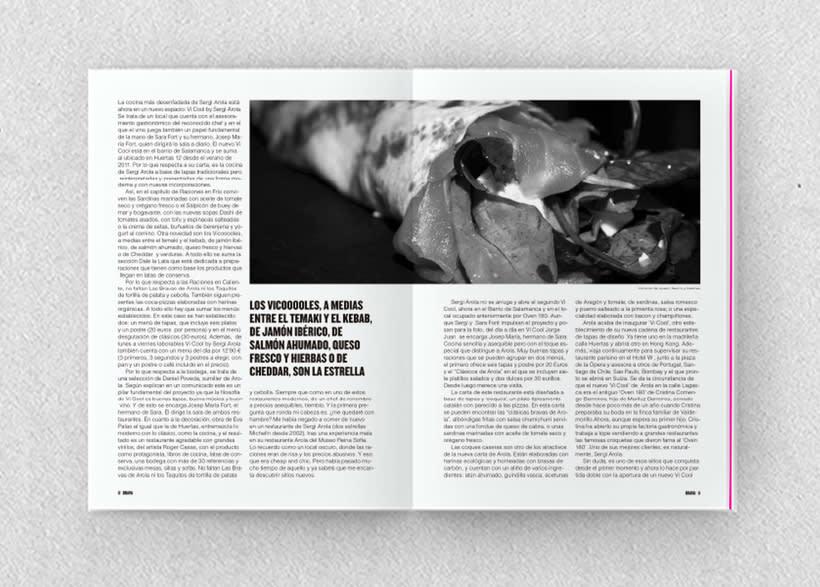 Brava. Proyecto editorial_Revista de tapas y de rutas por diferentes ciudades. Natalia Nebot_Laura Soriano 21