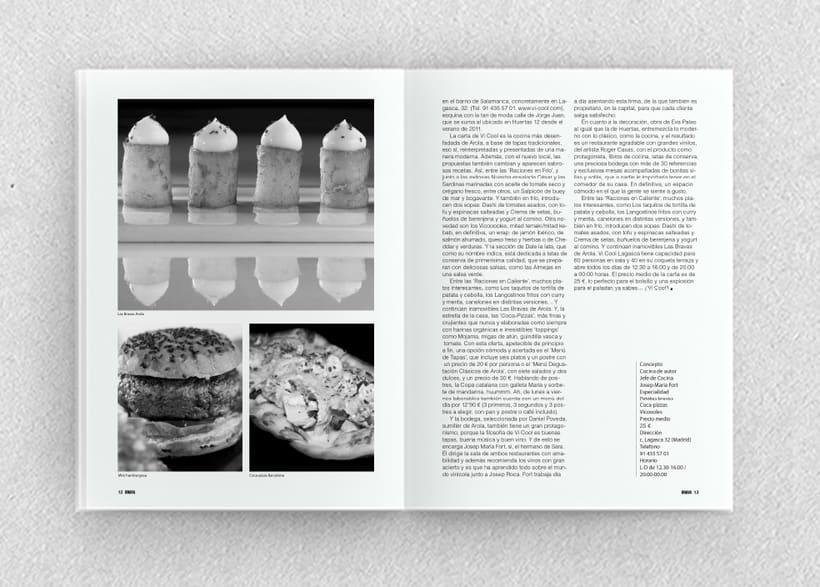 Brava. Proyecto editorial_Revista de tapas y de rutas por diferentes ciudades. Natalia Nebot_Laura Soriano 23